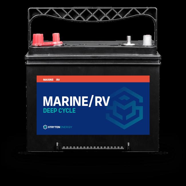 Stryten Marine/RV Nautilus Deep Cycle