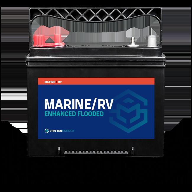 Stryten Marine/RV EFB
