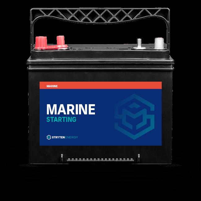 Stryten Marine Nautilus Starting