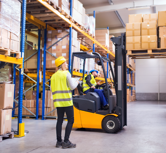 Debunking the Myths About Electric Forklifts